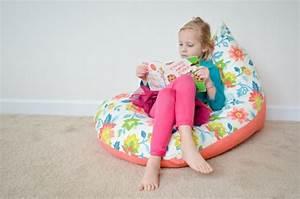 Sitzsack Selber Nähen : sitzsack kinder mehr sitzfl che im kinderzimmer durch ausgefallene sitzs cke besorgen ~ Orissabook.com Haus und Dekorationen