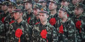 People's Liberation Army Warns of Rise in Dropouts | Sixth ...