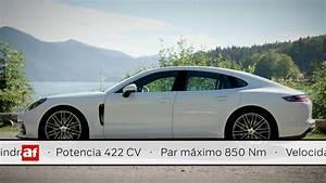 Porsche Panamera 4s Diesel 2016  Review En Espa U00f1ol