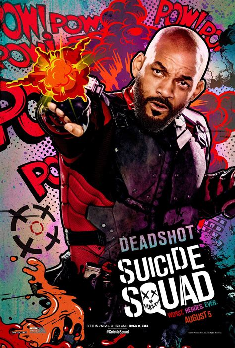 Gotham City Sirens Wallpaper Hd Suicide Squad New Character Posters Are Just Plain Bad Collider
