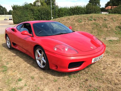 This ferrari 360 modena is from 2000 and is in perfect conditions. 2000 Ferrari 360 Modena For Sale | Car And Classic