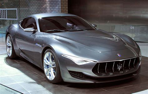 Electric Maserati? Only After Ceo Sergio Marchionne