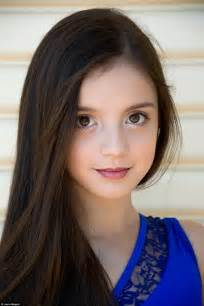 12 Year Old Larisa Magda Wants To Be The Next Maddie Ziegler From Dance Moms Daily Mail Online