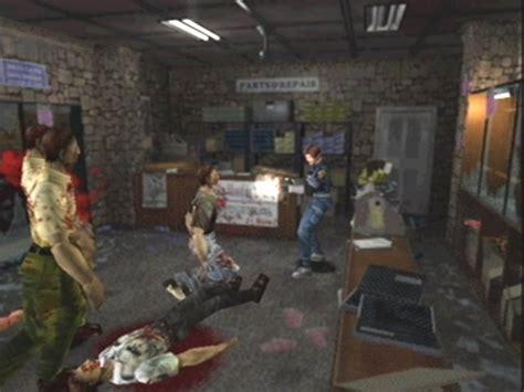 resident evil game platinum games screenshot rss report 2gb
