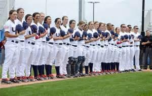 USA National Baseball Team