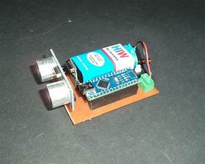 Water Level Indicator Using Arduino  U0026 Ultrasonic Sensor