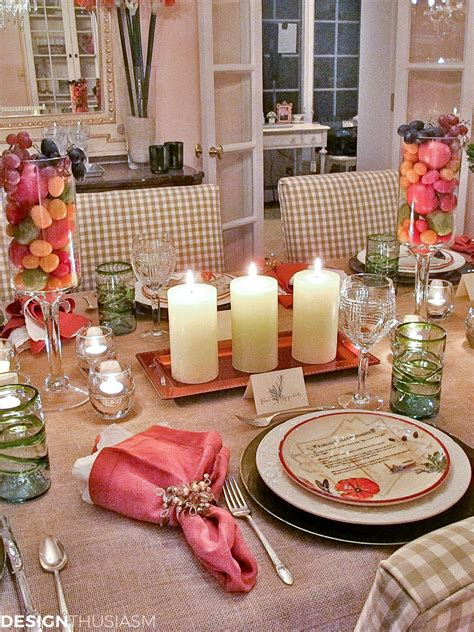 summer party decorations  colorful tablescape ideas