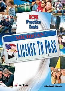License To Pass Ecpe Pr  Tests