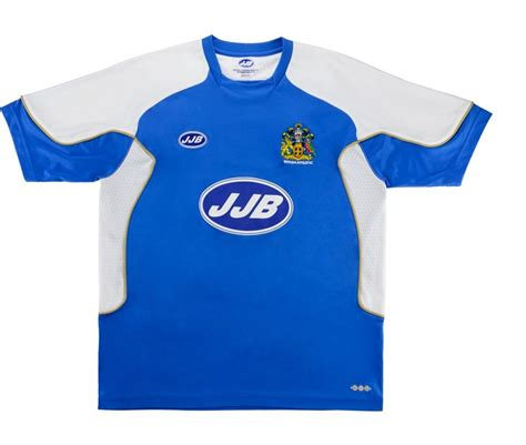 Wigan Athletic 2006-07 Home Kit