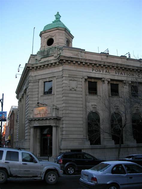 bureau de poste montreal nord bureau de poste c montreal