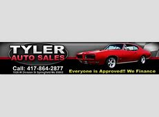 Tyler Auto Sales Springfield, MO Read Consumer reviews