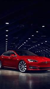 Wallpaper Tesla Model S P90D, electric cars, Elon Musk