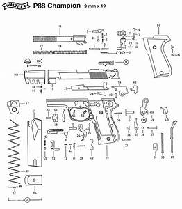 Walther P88 Competition