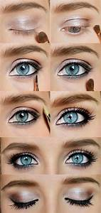 10 awesome eye makeup looks for blue pretty designs