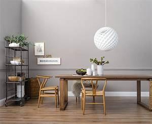 Schöner Wohnen Grau : graue wandfarbe lass dich inspirieren bei couch ~ Orissabook.com Haus und Dekorationen