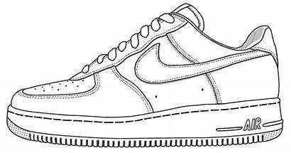 Nike Air Force Sneakers Sketch Sneaker Ones