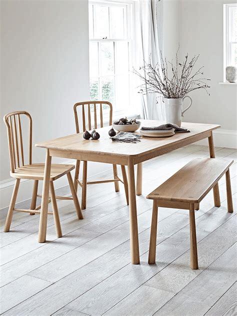 bergen oak table dining room ideas inspiration