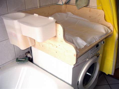 Wickeltisch Für Waschmaschine by Selbstgemachtes Am Samstag Wickelbrett F 252 R Die