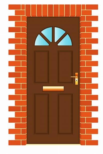 Door Clipart Puerta Transparent Casa Clip Webstockreview