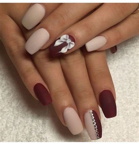 matte nail designs 70 dazzling matte nail designs to wear in 2018