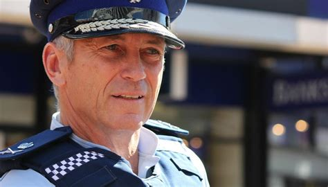police commissioner mike bush reveals historic drink drive