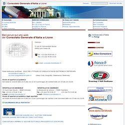 Consolato Generale D Italia Lione by Italien Academie De Grenoble Pearltrees