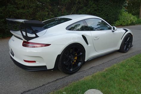 For Sale 2016 Porsche 911 Gt3 Rs White