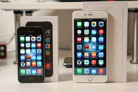 iphone 5s vs iphone 6 iphone 6s vs iphone se which one is a better buy