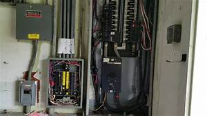 Commercial 400-amp Service