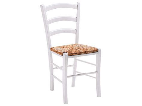 chaise cuisine avec accoudoir chaise en hêtre massif avec assise en paille paysanne