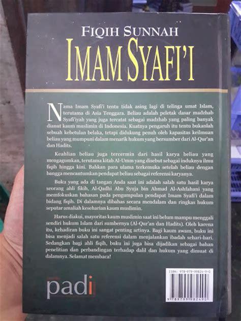 buku ensiklopedi fiqih wanita buku fiqih sunnah imam syafi i pedoman amaliah muslim