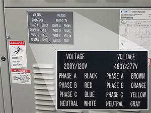 labeling multiwire branch circuit dangers and more ec mag With electrical panel identification labels