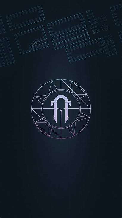Emblem Wallpapers Destiny Phone Mobile Recovered Memories