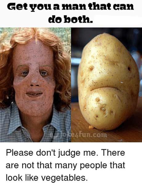 Potatoes Meme - funny potato memes 100 images gahh i ve been decap potato ed o o shoe boxblogcom suddenly