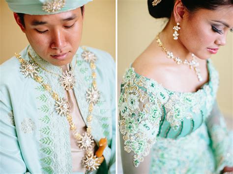Intercultural Chinese And Malay Wedding In Singapore