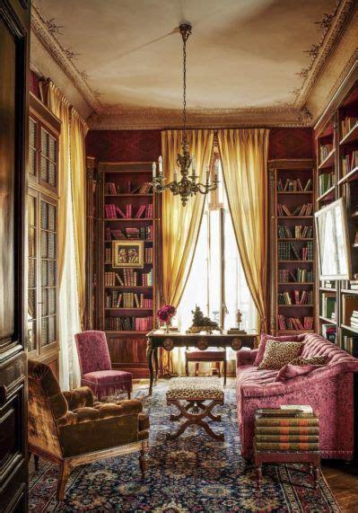 paris interiors  century decadence interior design