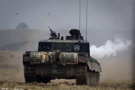 Castlemartin Ranges: Solider killed during tank firing ...