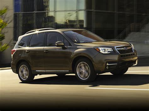 brown subaru forester new 2017 subaru forester price photos reviews safety
