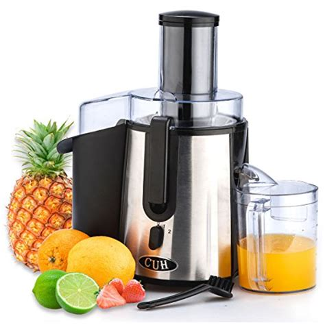 professional juicer extractor juice vegetable fruit 990w cuh stainless steel juicers whole machines