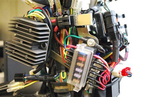 Bdx Plug Play Harness For Honda Ruckus Swaps