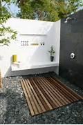 Unique Outdoor Shower Design Outdoor Shower