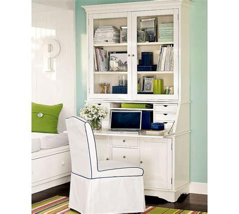 Pottery Barn White Desk With Hutch desk hutch house ideas in