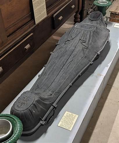 Coffin Fisk Iron Cast Window Viewing Enclosure