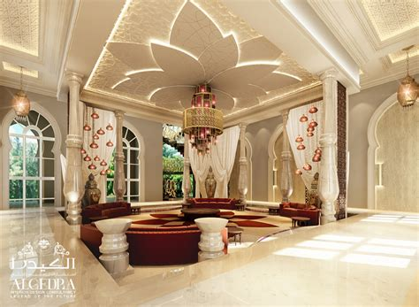 20 Interior Design Instagram Accounts To Follow For Home: Arabic Majlis Interior Design