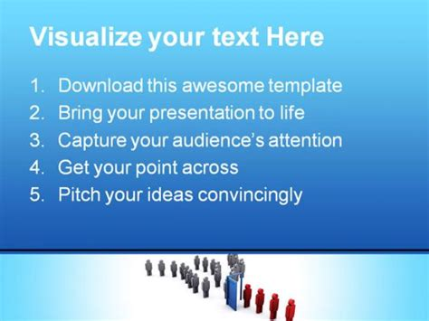 changing apperance powerpoint template
