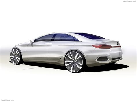 Mercedes Benz F800 Style Concept 2018 Exotic Car Image 22