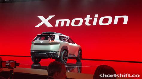 Nissan Xmotion 2020 by Nissan Xmotion Concept Naias 2018