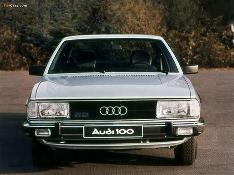 Photos Of Audi 100 5s C2 19791982 1024x768