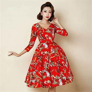 22 popular Womens Dress Styles 1950s – playzoa.com