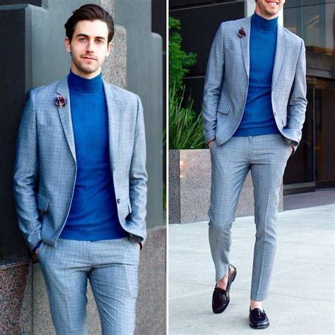 grauer anzug blaues hemd blauem hemd www picswe net